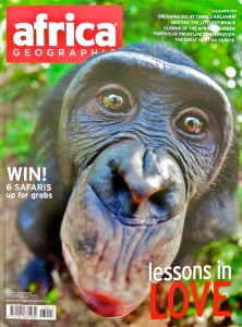 Africa Geographic - Nov issue