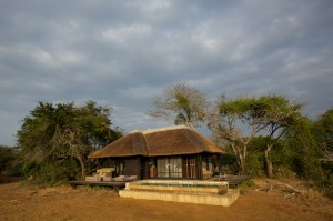 A suite at Phinda Vlei Lodge