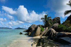 Source d'Argent beach