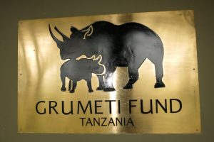The Grumeti Fund is responsible for a