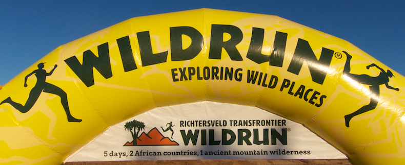 The Rishtersveld Wildrun averages a marathon a day for five days across inhospitable desert terrain