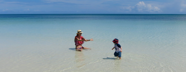 Vumawimbi Beach in the northeast of Pemba is amongst the very best beaches in East Africa