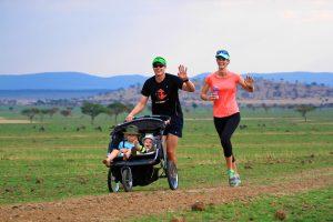 Celebrating World Rhino Day with a fun run on 22nd September