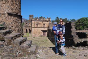Castles of Gondar