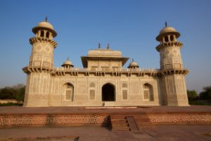 Itmud-ud-daulah – often referred to as 'Baby Taj'