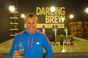 Darling Brew beer tasting