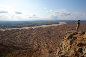 The view from the top of the Chilojo Cliffs is unsurpassed