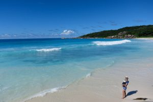 Seychelles beaches are perfect