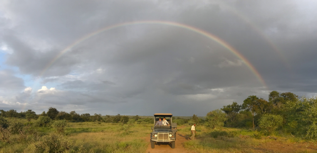 An exclusive Singita game drive in the world renowned Kruger National Park